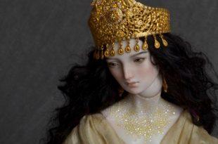 VIII Московская международная выставка авторских кукол «Искусство куклы».