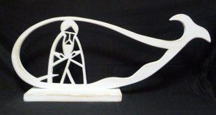 Прозрачность. Скульптуры Сергея Некрасова, доступные для тактильного осмотра.