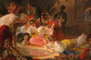 Пламень и нега Востока. Турецкая тема в русской культуре 1760–1840-х годов.