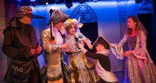 Музыкальный новогодний спектакль для детей «Щелкунчик и Мышиный Король».