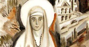 Элеонора Жаренова. Акварель.
