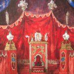 Театр Александра Бенуа и художники современности.