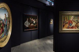 Бесподобие. Шедевры западноевропейской живописи XIV-XVIII веков из частных собраний.
