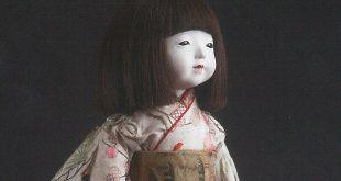 Кукольная студия Томо. Японские традиционные куклы в стиле Ичимацу.