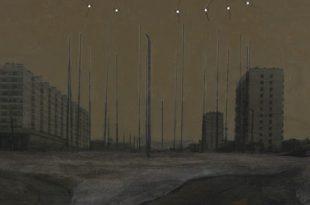 Андрей Волков. 10 картин с собственным освещением. Огни большого города.