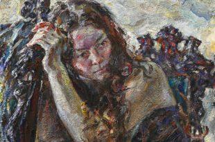 Полотна памяти моей. Александр Верстов, Иоанна Иванив и Анна Праслова.