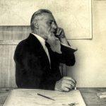 Йоже Плечник. Фотография, 1942