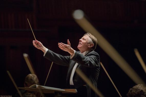 Марис Янсонс и Симфонический оркестр Баварского радио. Бетховен, Р. Штраус, Равель.