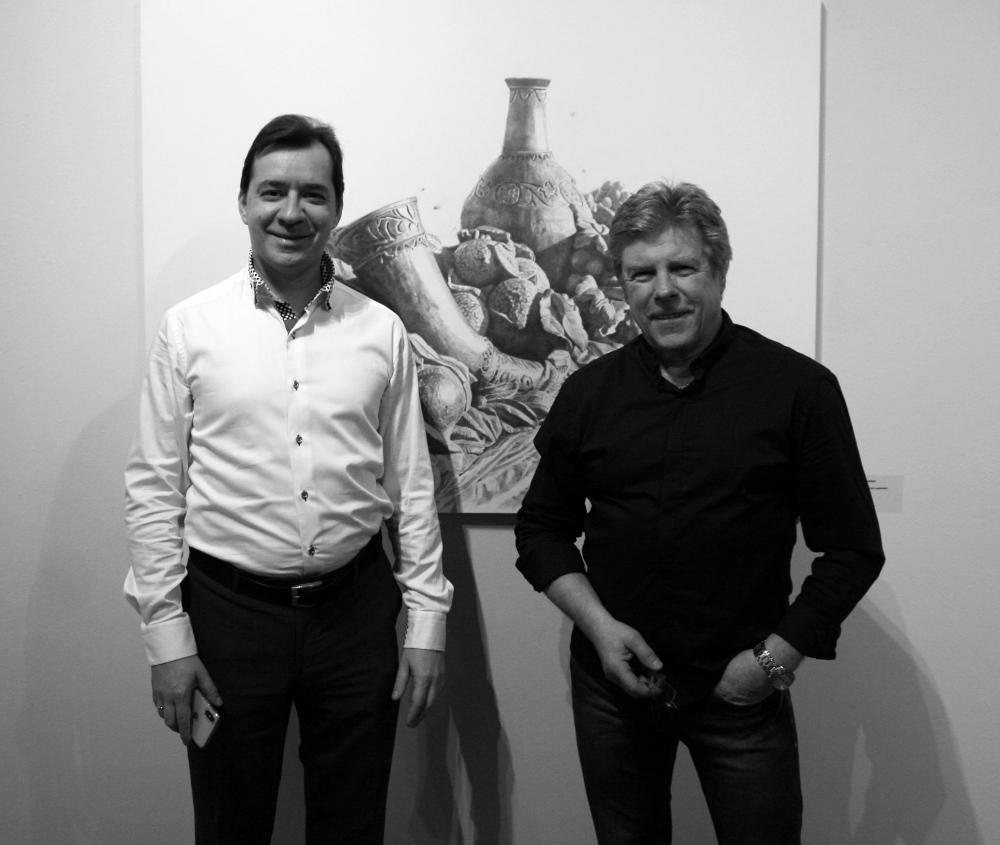 Сергей Гета и Сергей Попов