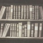 "Уильям Генри Фокс Тальбот ""Библиотека. Лист VIII из альбома ""Карандаш природы"" 1841–1844"