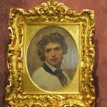"""Карл Брюллов """"Автопортрет"""" Начало 1830-х"""