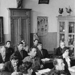 """Михаил Прехнер """"Студенты"""" Кабардино-Балкария, 1934"""