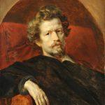 """Карл Брюллов """"Автопортрет"""" 1849. Авторское повторение"""