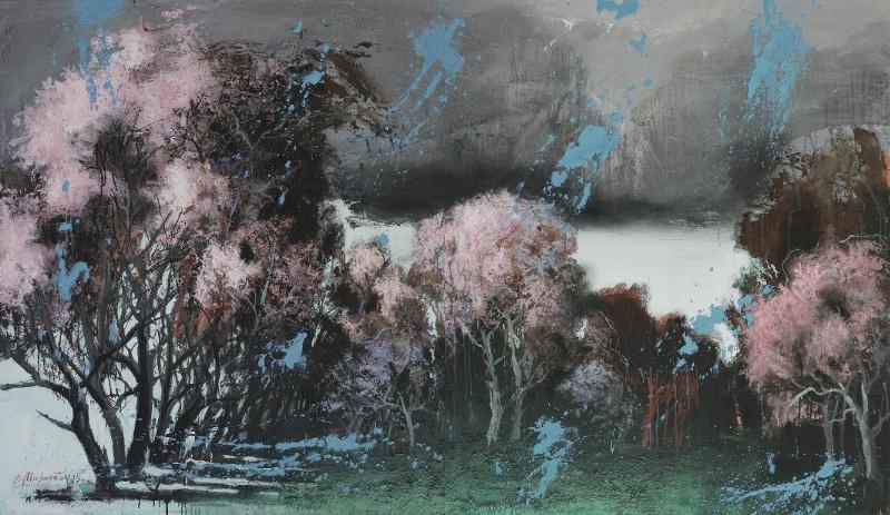 "Владимир Мигачёв ""Весна"" 2015"