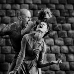 Выставка литовского фотографа о взаимоотношениях между мужчиной и женщиной.