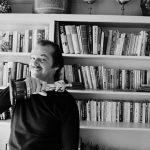"""Дуглас Киркланд """"Джек Николсон у себя дома в Беверли-Хиллз"""" 1975"""