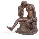 """Шарль Деспио """"Вакханка с поднятой правой ногой"""" 1929"""