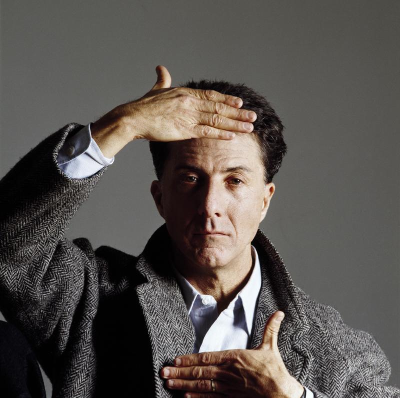"Дуглас Киркланд ""Дастин Хоффман, ""Человек дождя"" Нью-Йорк, 1988"