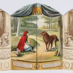 """Красная шапочка"" Издательство McLoughlin Brothers. Нью Йорк, 1891"