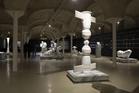 Авторская экскурсия Арсения Жиляева по выставке «Возвращение».