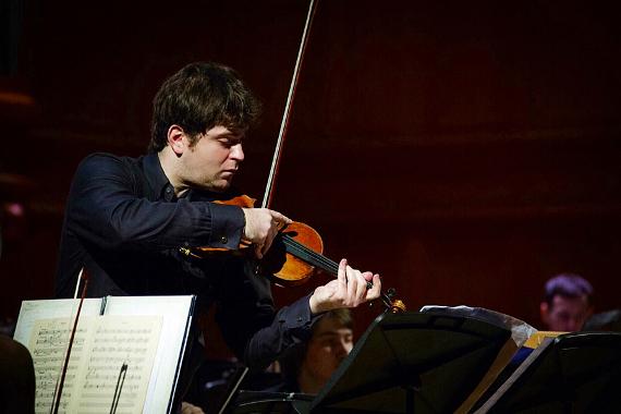 Иван Почекин (скрипка)