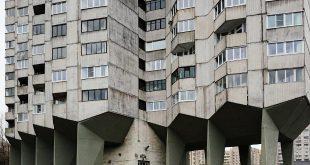 Январь — месяц модернизма в «Москве глазами инженера»