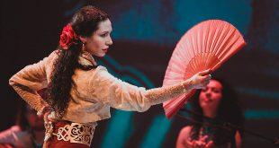 Страсти по Испании с El Tebi Flamenco.
