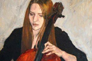 Мария Годына. Живопись.