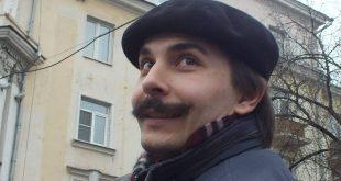 Степан Бранд. Вечер поэзии и презентация первой книги «Хлеб переехал».