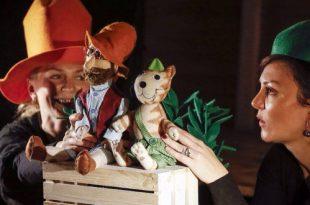 Детский центр Музея Москвы приглашает детей и их родителей на театральные воскресенья.