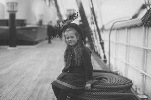 Яхта «Штандарт» и семья последнего российского императора.