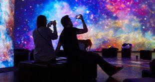 Симфония ночи. Мультимедийное представление.