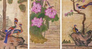 Территория земных надежд. Декоративная живопись Кореи XIX – начала XX века.