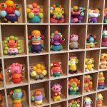 Мир детских фантазий американского художника