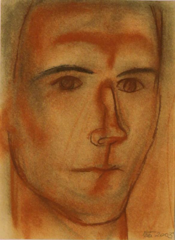 """Валерий Бабин """"Борисов"""" 2003"""
