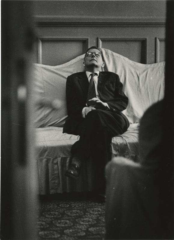 """Всеволод Тарасевич """"Д.Д. Шостакович.  Двенадцатая симфония"""" 1961"""