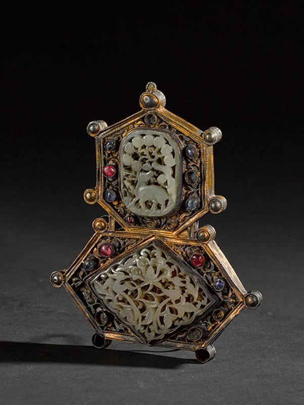 Медальон для парадной накидки