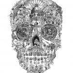 "Джеки Цай ""Sanctuary Skull"""