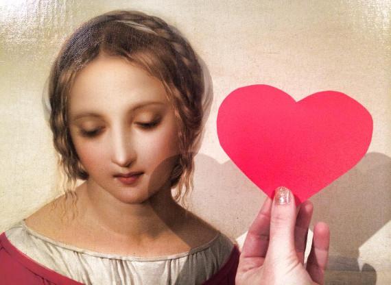 Московские музеи поддержат акцию Hearts for Art в День всех влюбленных.