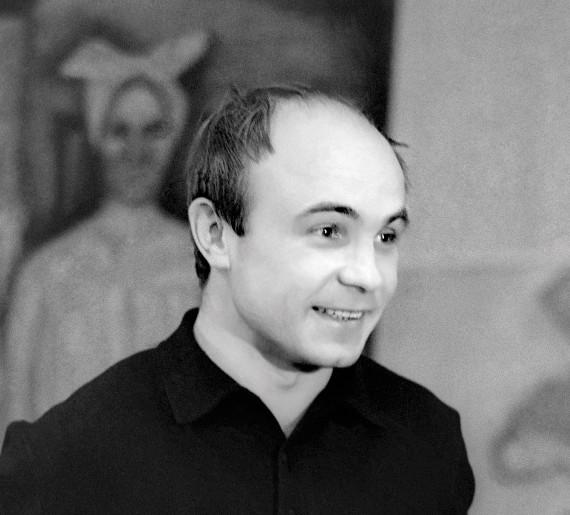 Музыкально-поэтический киновечер в честь художника Виктора Попкова.