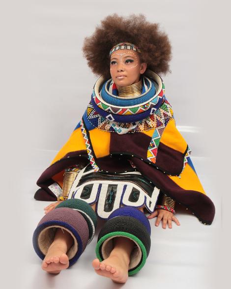 Зажигательная Африка: Традиционные мотивы в моде и дизайне ЮАР.