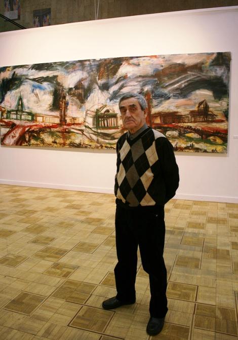 Творческая встреча с художником Павлом Никоновым.