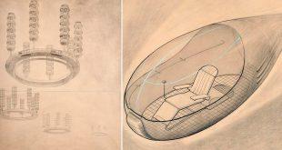 Лекция «Города будущего в проектах архитекторов-авангардистов: утопия или реальность?».