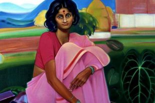 Святослав Рерих. Индия. Моя страна прекрасна.