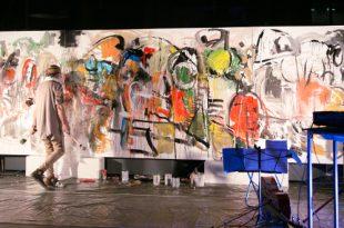 Stone Hedge и Nikolskaya Gallery открыли III международный фестиваль «Абстракция без границ».