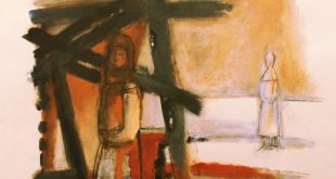 Валерий Бабин. Рисовальные вечера в немецкой слободе.