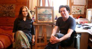 Творческая встреча с художниками Анной и Александром Мессерерами.
