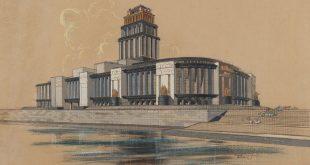 Постконструктивизм, или рождение советского ар-деко: Париж – Нью-Йорк – Москва.