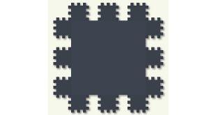 Янош Саксон-Сас. Полимерный Черный квадрат.