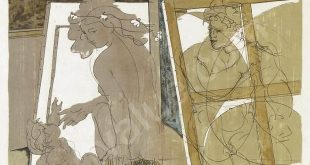 Встреча с коллекционером Борисом Фридманом. «Швейцарский Пикассо» Ханс Эрни.